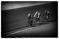 Embrace the noise (Joe Richland) Tags: activitiy balboapark bicycle california cycling lightweather night places sandiego sports velodrome men