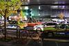 Japan- Tokyo (venturidonatella) Tags: asia japan giappone tokyo cars taxi colori colors nikon nikond500 d55 street strada traffico traffic streetlife streetscene auto bicicletta bici bike notte night luci lights