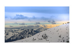 _ATP4752 (anahí tomillo) Tags: nikon d7500 nikond7500 nikkor 18105 naturaleza nature montaña mountain nieve snow asturias spain españa europa europe cielo sky atardecer sunset