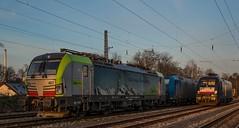 03_2018_02_17_Wanne_Eickel_Üwf_4475_407_BLSC_6185_523_ATLU_ES_64_U2_-_096_6182_596_DISPO (ruhrpott.sprinter) Tags: ruhrpott sprinter deutschland germany allmangne nrw ruhrgebiet gelsenkirchen lokomotive locomotives eisenbahn railroad rail zug train reisezug passenger güter cargo freight fret herne wanne eickel wanneeickel üwf bombadier traxx siemens mrcedispo mrcedispolokdispo dispolok bls blscargo es 64 u2 es64u2 182 6182 185 6185 14475 475 diealpinisten thealpinists vectron sonnenuntergang sonne abendrot outdoor logo natur werbung advertisment