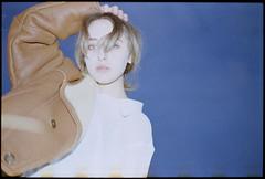 Virginia (Stefan Botnari) Tags: film fuji superia nikon f50 tetenal c41 developer 9000f canoscan portrait
