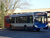Stagecoach Midlands ADL Enviro 300 (Scania K320UB) 28624 KX12 ALU unusually on route 10 to Kettering (Alex S. Transport Photography) Tags: bus outdoor road vehicle adlenviro300 enviro300 e300 scania k320ub stagecoachmidlandred stagecoachmidlands stagecoach routex7branding off route unusual route10 28624 kx12alu