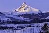 Mt. Washington Winter Sunrise (TierraCosmos) Tags: mountwashington sunrise landscape oregon mountain burntforest cascades centraloregon
