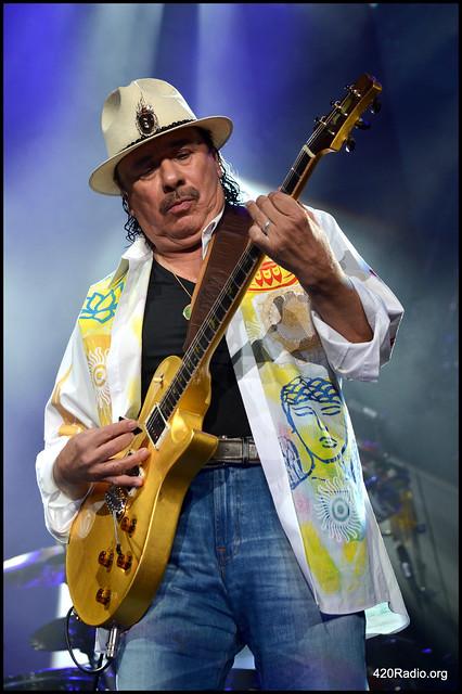 Santana   Veterans Memorial Coliseum   Portland, OR   03/03/18