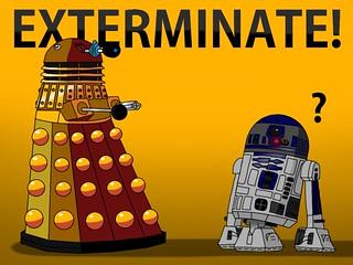 Daleks & Droids