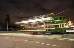 Tram Trails (David Chennell - DavidC.Photography) Tags: wirral birkenhead merseyside tram