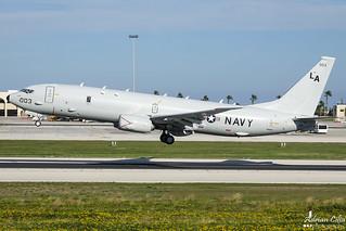 US Navy --- Boeing P-8A Poseidon --- 169003