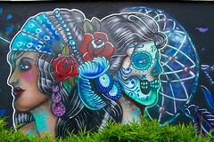 Street Art MEXICO CITY (Dress Happy with Jocy) Tags: travel trave travelling mexico city df hostel ik kil wall art streetart street vacation trip citytrip colorful colors color colormehappy