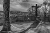HFF in Andechs, Bavaria (Janos Kertesz) Tags: andechs bayern bavaria kruzifix christ cross catholic religious faith christian jesus god religion sky spiritual symbol church christianity