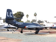 "McDonnell F2H-2 Banshee 52 • <a style=""font-size:0.8em;"" href=""http://www.flickr.com/photos/81723459@N04/24913714357/"" target=""_blank"">View on Flickr</a>"