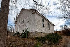Riverview Church (Bob G. Bell) Tags: church abandonedchurch summers pencesprings creamery talcott bobbell abandoned