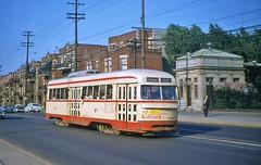 MONTREAL 3505 (brossel 8260) Tags: canada tram pcc