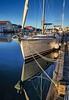"""Lots of ropes"", Norway (Vest der ute) Tags: g7xm2 g7xll norway rogaland haugesund sea seaside bluesky city sailboat quay dock ropes reflections mirror sky outdoor boathouse fav25 fav200"