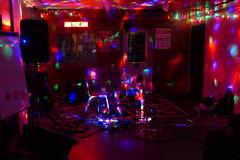 Kate Olson at Hollow Earth Radio (bballchico) Tags: kateolson saxophone electronics reverb echos lights improvisation jazz music musician liveonhollowearthradio seattle capitolhill