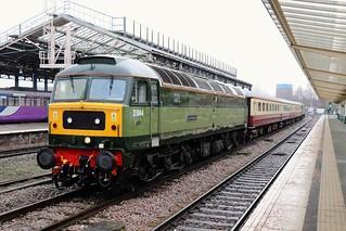 D1944 (47501) & D1935 (47805) - 5Z69.