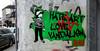 HH-Wheatpaste 3582 (cmdpirx) Tags: hamburg germany reclaim your city urban street art streetart artist kuenstler graffiti aerosol spray can paint piece painting drawing colour color farbe spraydose dose marker stift kreide chalk stencil schablone wall wand nikon d7100 paper pappe paste up pastup pastie wheatepaste wheatpaste pasted glue kleister kleber cement cutout
