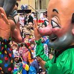 La Iaia i el Carabassa en ple Ball de Nans | Carnaval de Solsona 2018 thumbnail