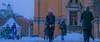 The meeting (evakongshavn) Tags: precious myprecious oslo nationaltheateret building streetphotography streetview street old house people nikond7200 nikon d7200 blahblah blahblahscape wordsofwisdom