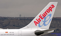 EC-LVL LEMD 10-01-2018 (Burmarrad (Mark) Camenzuli Thank you for the 10.3) Tags: airline air europa aircraft airbus a330243 registration eclvl cn 461 lemd 10012018