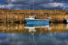 St Abbs 17 Feb 2018 00069.jpg (JamesPDeans.co.uk) Tags: landscape fishingboats fishingindustry workboat borders unitedkingdom britain cn373 wwwjamespdeanscouk landscapeforwalls jamespdeansphotography uk digitaldownloadsforlicence campbeltowncn stabbs forthemanwhohaseverything ships gb greatbritain transporttransportinfrastructure shore objects reflection hdr scotland lobsterpots boats fishingboatregistrations printsforsale camera northsea harbour firthofforth coast sea europe