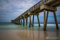 Panama City Beach Pier - Long Exposure (AP Imagery) Tags: lee sand peir soft pier water lte city nd bigstopper beach ocean exposure gulf panama filter long pcb gulfofmexico panamacitybeach florida unitedstates us