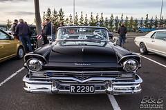 Ford Skyliner ´57 (B&B Kristinsson) Tags: krúsercarclub krúser krúserkvöld cruisenight reykjavik iceland