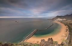 Desde el paraíso ( www.mariorubio.com ) Tags: amaneceres filtros localizaciones lucroit lugares miradordelasteresitas tenerife