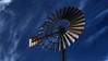 Windmill in the Blue Houre / Windmolen in het blauwe uurtje (jo.misere) Tags: windmill windmolen duisburg germany duitsland heaven hemel blauw bkue clouds