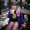 Hot Chocolate Break (vwcampin) Tags: adolescent cold snow winter bright neon iphoneographer iphoneography iphoneology iphonology skiiowa mountcrescent mtcrescent iowa tween daughter chalet hotcocoa cocoa hotchocolate lodge skiing skier girl kid