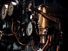 Dials & Gadgets (Clint Mason) Tags: dials leaver copper pipes steam gauge train locomotive steamtrain steamlocomotive