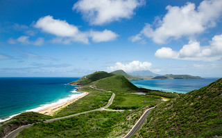 Timothy Hill View - St. Kitts & Nevis