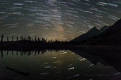 Jackson Hole at Night (Jeffrey Sullivan) Tags: national park star trails grandtetonnationalpark night landscape nature travel photography wyoming unitedstates roadtrip usa american west canon eos 6d photo copyright jeffsullivan august starstax stars grand teton