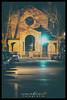 St. Johanniskirche (Krueger_Martin) Tags: stjohanniskirche kirche church kirchstrase berlin langzeitbelichtung light lights licht hdr photomatix city stadt urban ampel trafficlight nacht night accuradiamatic135mmf28 135mm festbrennweite primelense accura diamatic m42 manuallense canoneos5dmarkii canoneos5dmark2 gelb yellow grün
