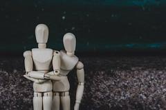 brothers   l  2018 (weddelbrooklyn) Tags: manikin figur figuren holzpuppen pantomime nikon d5200 35mm portrait figure figures doll dolls woodendoll woodendolls