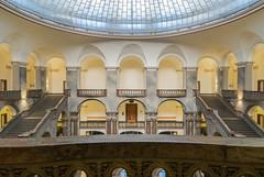 Balcony View (*Capture the Moment*) Tags: 2017 architecture architektur fotowalk häuserwohnungen innenarchitektur interior interiordesign munich münchen sonya6300 sonyfe1635mmf4zaoss sonyilce6300 staircase stairs treppen treppenhaus