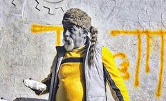 Vieja ya te traje las tortillas (FOTOS PARA PASAR EL RATO) Tags: hombres méxico valledebravo calles gente
