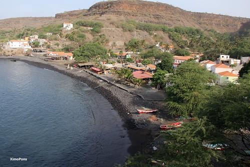 Ciudad vieja - isla de Santiago (Cabo  verde)
