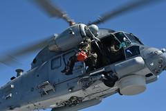 20180124_NZDF_C1033116_009.JPG (Royal New Zealand Navy) Tags: unclassified fsdw shakedown training seasprite helicopter winching haurakigulf auckland newzealand nzl