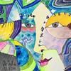 2016_slika_platno_Sestavljen_20x20cm_Peter_Ciuha (peter.ciuha) Tags: paintings acrylic glass plexi canvas peter ciuha hanji paper kozo tak illuminated