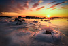 Ice Ice Baby (Richard Larssen) Tags: richard richardlarssen rogaland larssen landscape sony scandinavia sea seascape sky sunset sonyalpha sun sel1635gm norway norge norwegen nature ice ilce a7riii sola jæren rocks is teamsony sonyfe1635mmf28gm coast kyst visitnorway visit utno turistforeningen