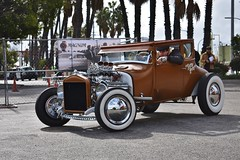 Blood Drive Car Show 2018 (USautos98) Tags: 1927 ford modelt traditionalhotrod streetrod custom