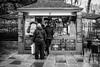 Choices (raymorgan4) Tags: menu burgers hotdog sausage jacket potato baguette melts cheese meat queue thehayes cardiff caerdydd fujifilm fujifilmx100f fujifilmglobal monochrome blackandwhite lunchtime food mealtime