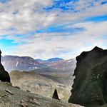 Republic of Iceland - Icelandic lava rocks - Landscape thumbnail