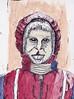 Child of rage. (brandonjhall07) Tags: cronenberg film thebrood sketch illustration watercolor brushpen