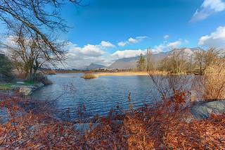 Lac de la tranquilité - Savoie