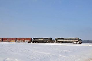 NS 1070 Wabash at Champlain NY