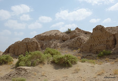Nippur (6).JPG (tobeytravels) Tags: iraq nippur nibru sumeria sargon akkadian elamites kassite neoassyrian ahurbanipal seleucid ziggurat temple fortress sassanid parthian