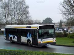 Heuliez GX 317 €3 n°339 (ChristopherSNCF56) Tags: gx317 heuliez bus 339 lorient ctrl transport urbain
