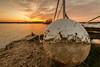 (DomiKetu) Tags: samyang 14mm f28 nikon d700 sun sunset landscape landscapes ghioroc arad romania clouds water lake lac light ff