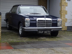 1970 Mercedes Benz 250 CE (Neil's classics) Tags: vehicle 1970 mercedes benz 250ce w114 car